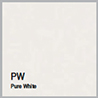 PW Pure White