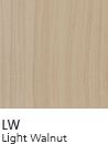 LW Light Walnut